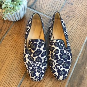 J. Crew / Georgie Leopard Loafer- Sold Out Online